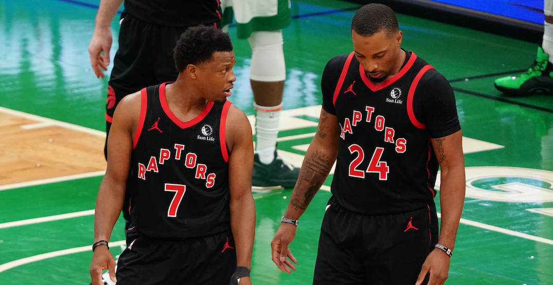 Rumours swirl around Raptors' Lowry and Powell ahead of trade deadline