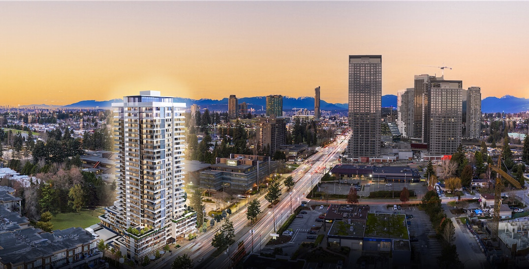 All 275 condos in future tower in Surrey sold in under 72 hours