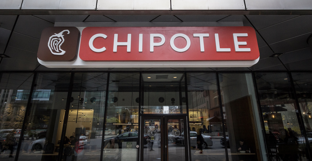 """Chipotle to open first Canadian """"Chipotlane"""" in Metro Vancouver"""