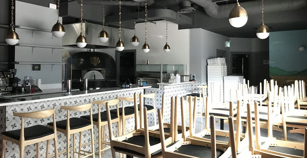 L'Onore Pizza is officially open in New Westminster