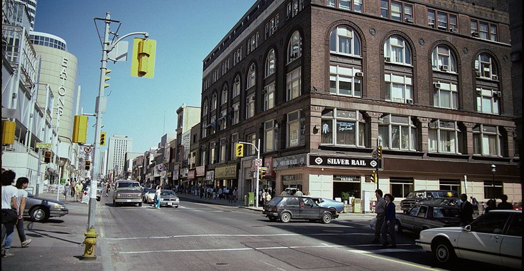 20 throwback photos that show what Toronto looked like in the 1980s