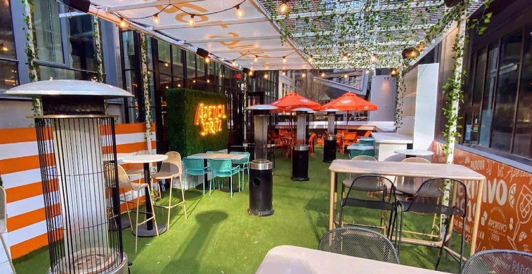 Outdoor patios to check out in Toronto this spring