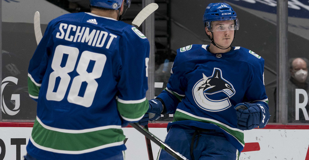 Canucks and Panthers talking trade involving Virtanen: report