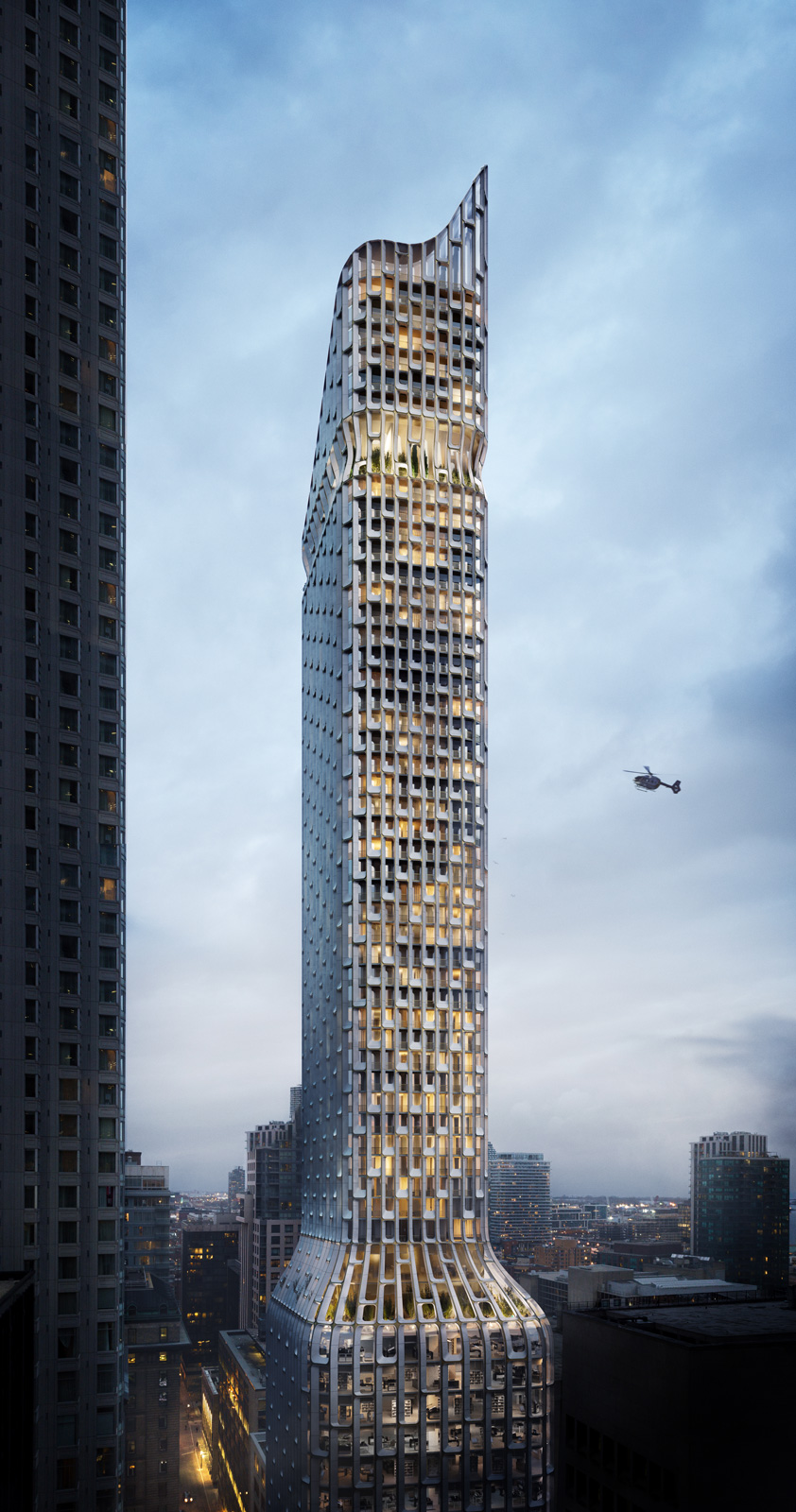 Yonge Street tower