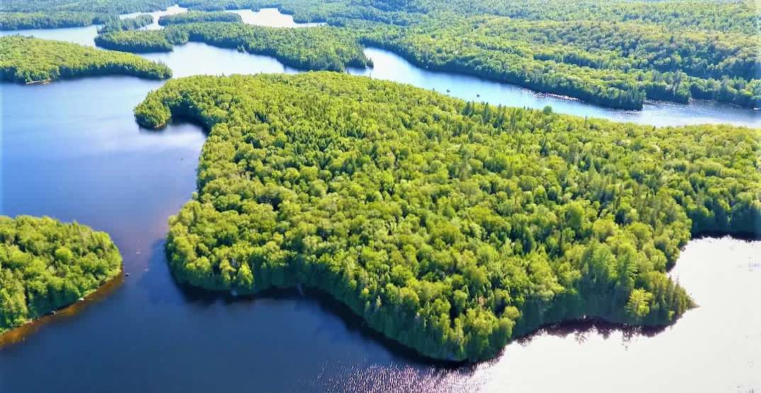 This $1.1 million island in Quebec is for sale (PHOTOS)