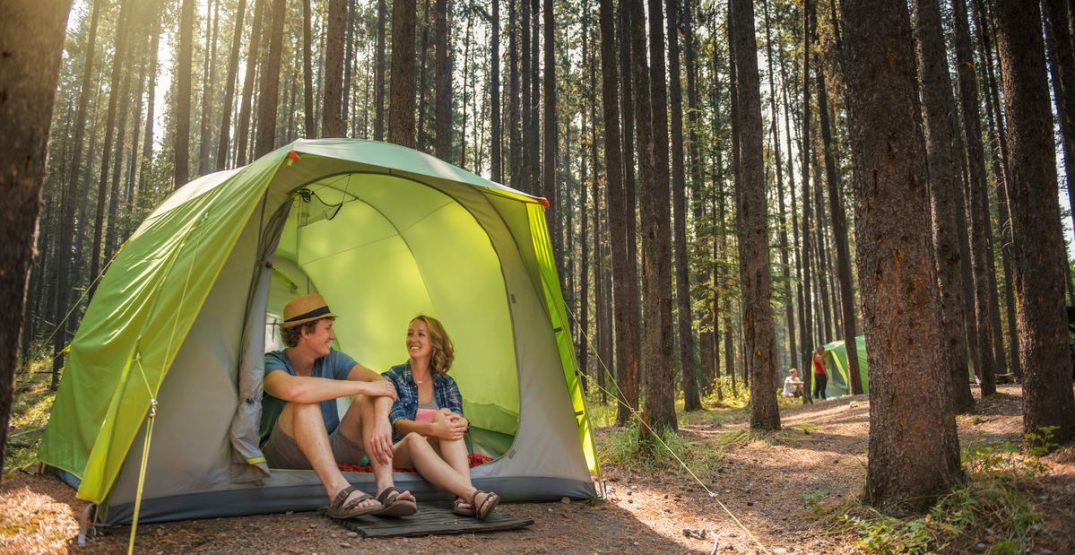 Here's when Parks Canada is opening Alberta 2021 camping reservations