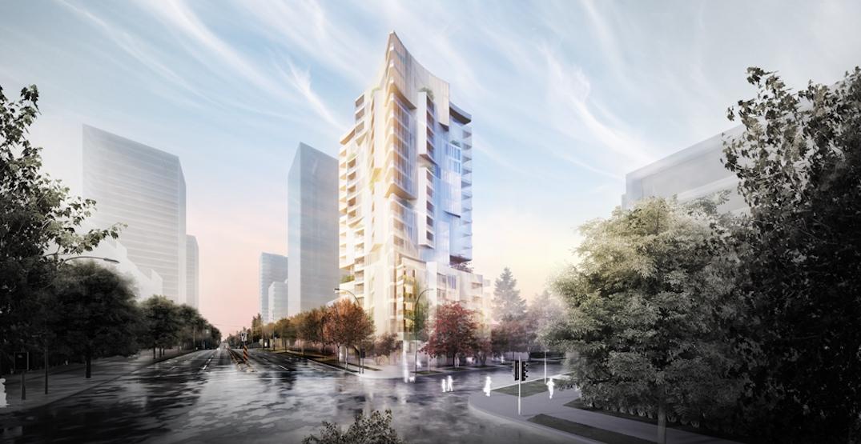 131 rental homes proposed near SkyTrain's Oakridge-41st Avenue Station