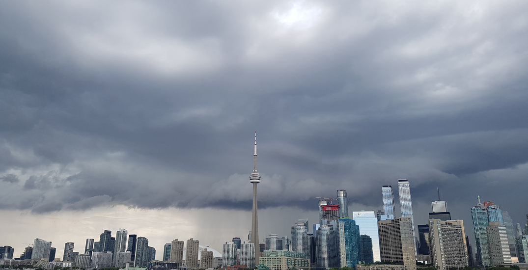 Up to 30 mm of rain and wind gusts in forecast for Toronto starting tonight
