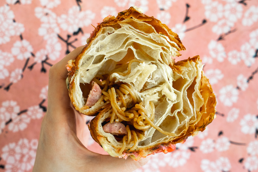 best sakura-themed eats