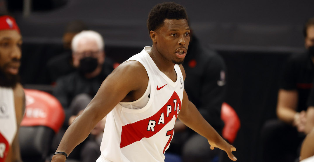 Kyle Lowry is staying with the Toronto Raptors after all