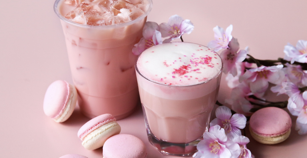 Best sakura-themed eats and treats to get in Vancouver