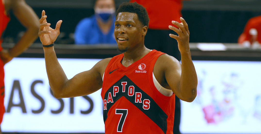 Raptors' Kyle Lowry lists specific things he misses about Toronto