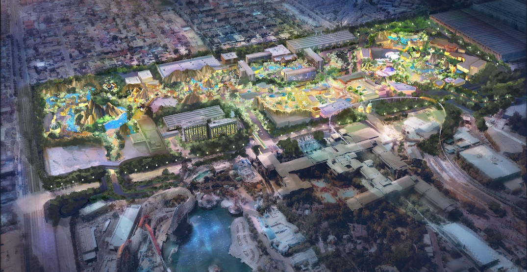 Disneyland Resort in Anaheim planning massive theme park expansion