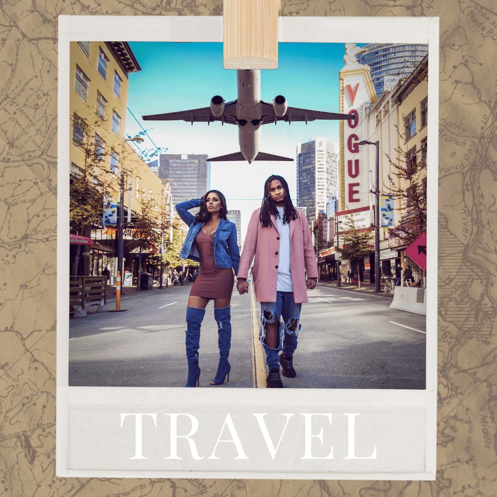 JARETT - Travel cover