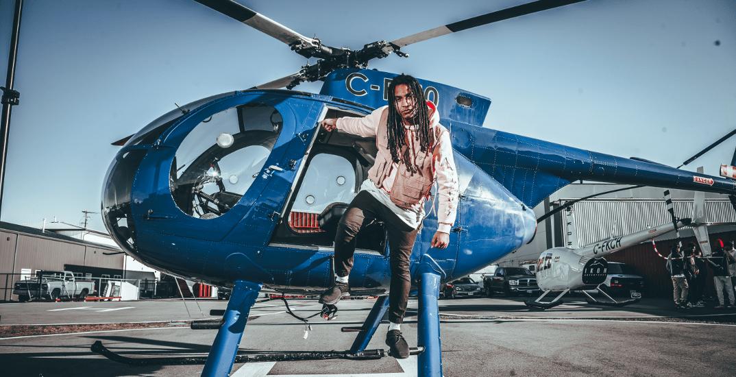 Vancouver pop singer Jarett evokes travel memories with debut single