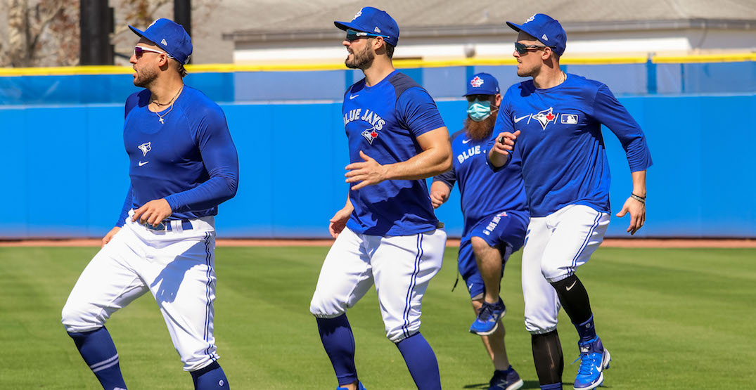 5 new Toronto Blue Jays players on the 2021 roster