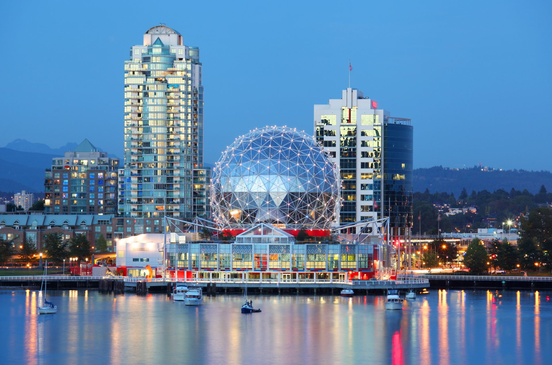 Vancouver activities
