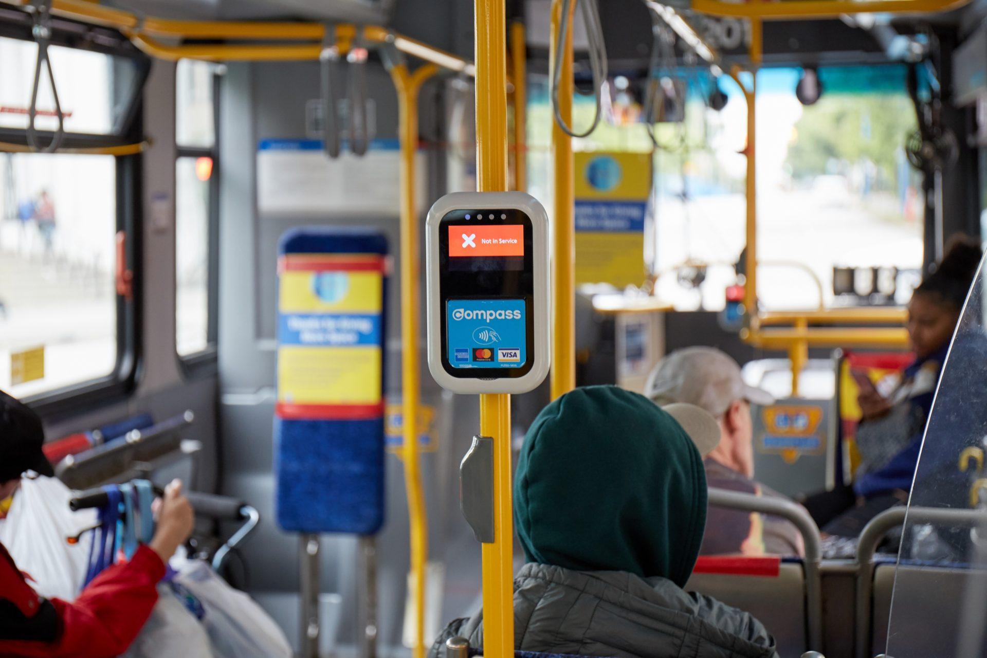Vancouver public transportation