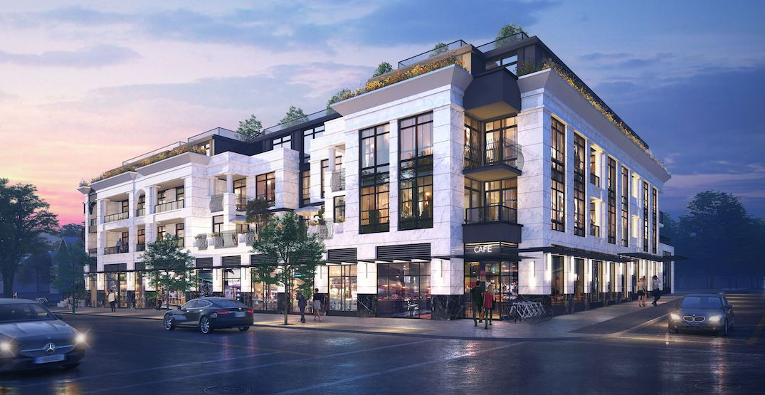 First multi-family housing project in Point Grey in a decade launches