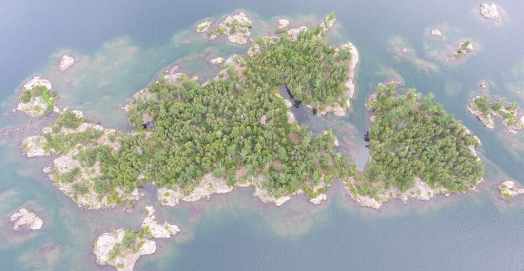 You can own this Ontario private island for less than a Toronto condo