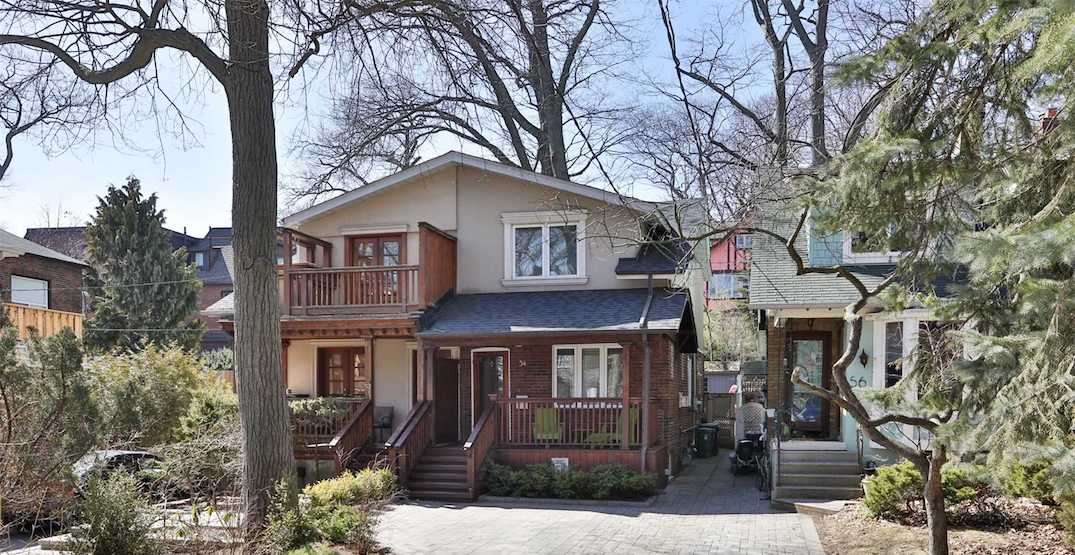 This three-bed Toronto Beaches house just sold for $506K over asking (PHOTOS)