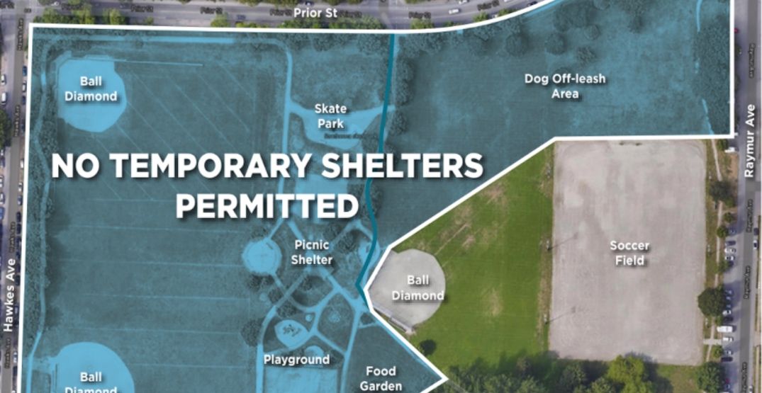 Park Board order gives campers deadline to leave another area of Strathcona Park