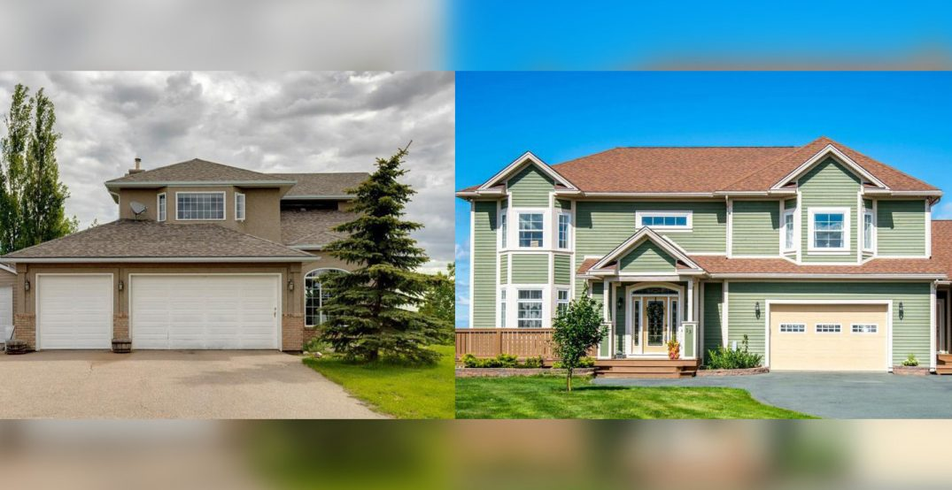 Here's what a $1M Calgary home looks like compared to other Canadian cities