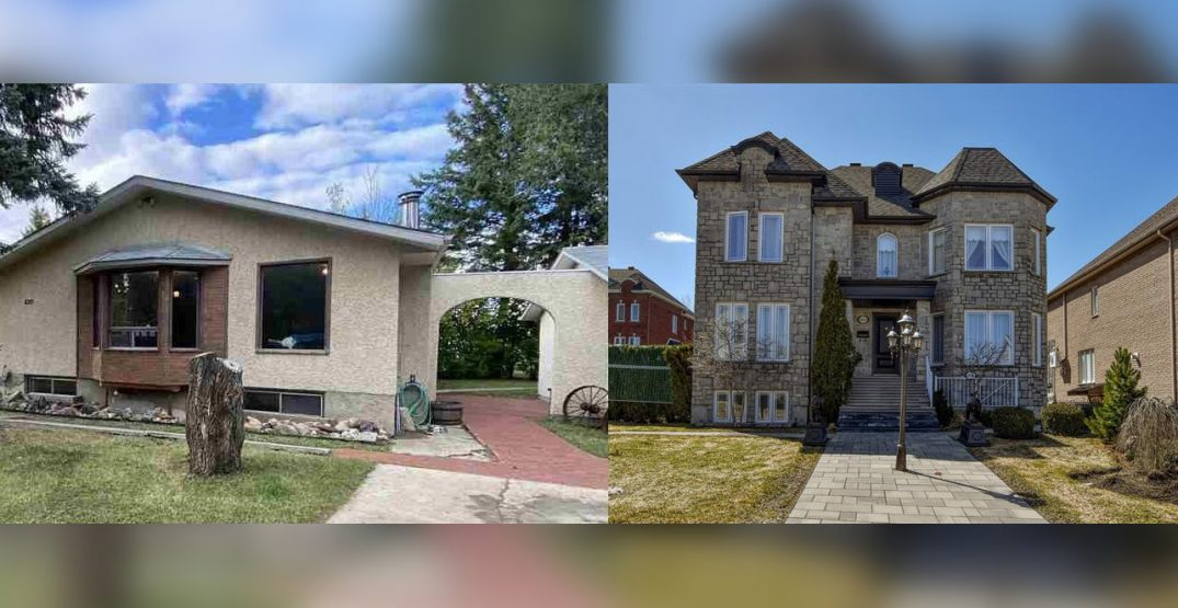 Here's what a $1M Edmonton home looks like compared to other Canadian cities