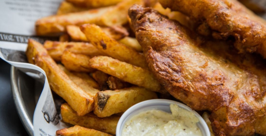 7 of the best places to get fish and chips in Montreal