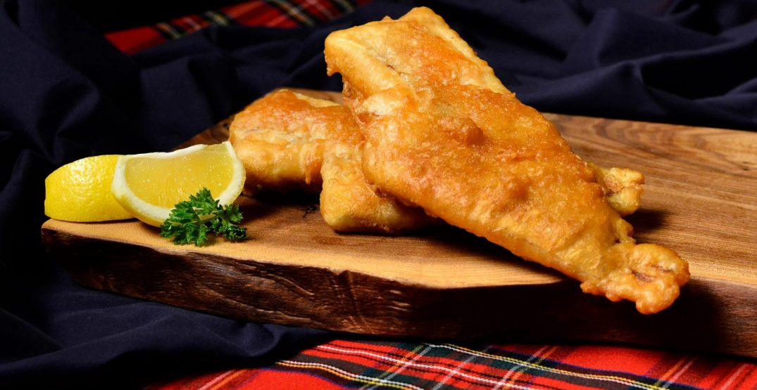 7 of the best places to get fish and chips in Edmonton