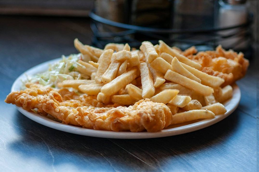 fish and chips Edmonton