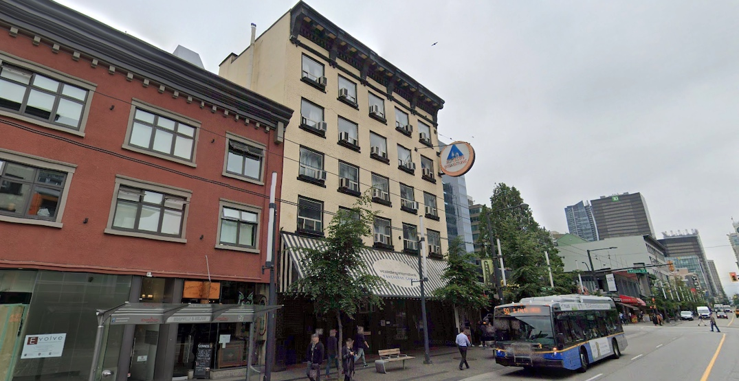 Granville Street youth hostel to be permanently turned into housing for the homeless
