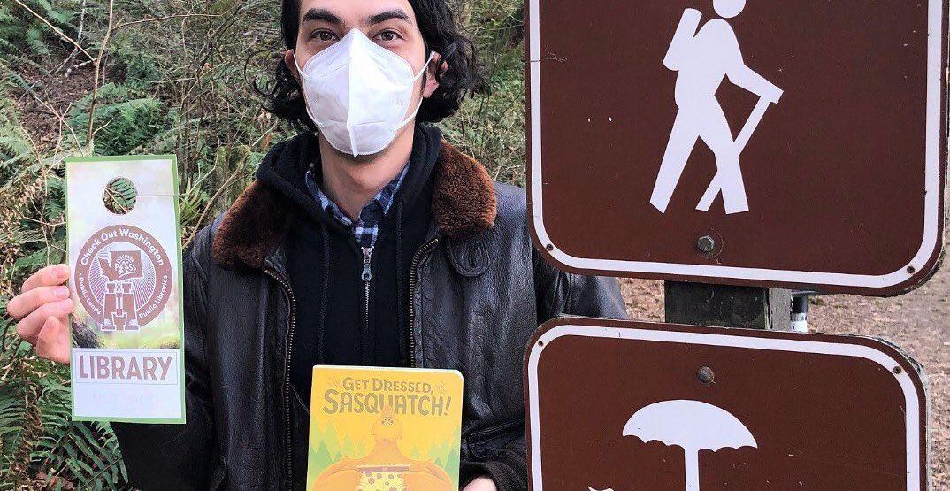 Borrow a Discover Pass through the Washington State Library