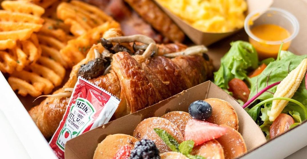 Here's where you can get brunch boxes in Toronto