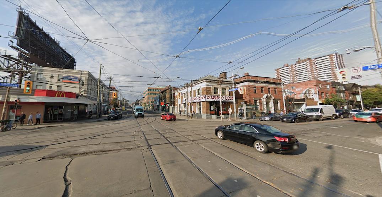 Major Toronto intersection partially closing for construction until summer 2022