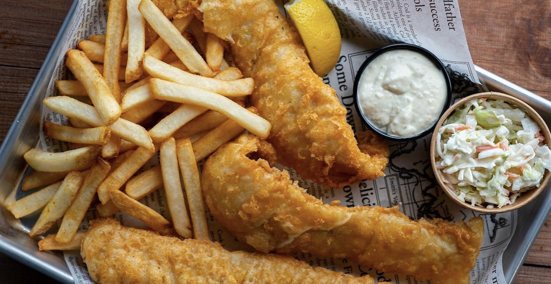 Best fish and chips in Calgary you should try at least once