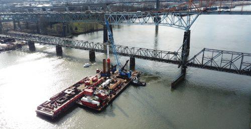 New Pattullo Bridge construction underway, but opening pushed to 2024... image