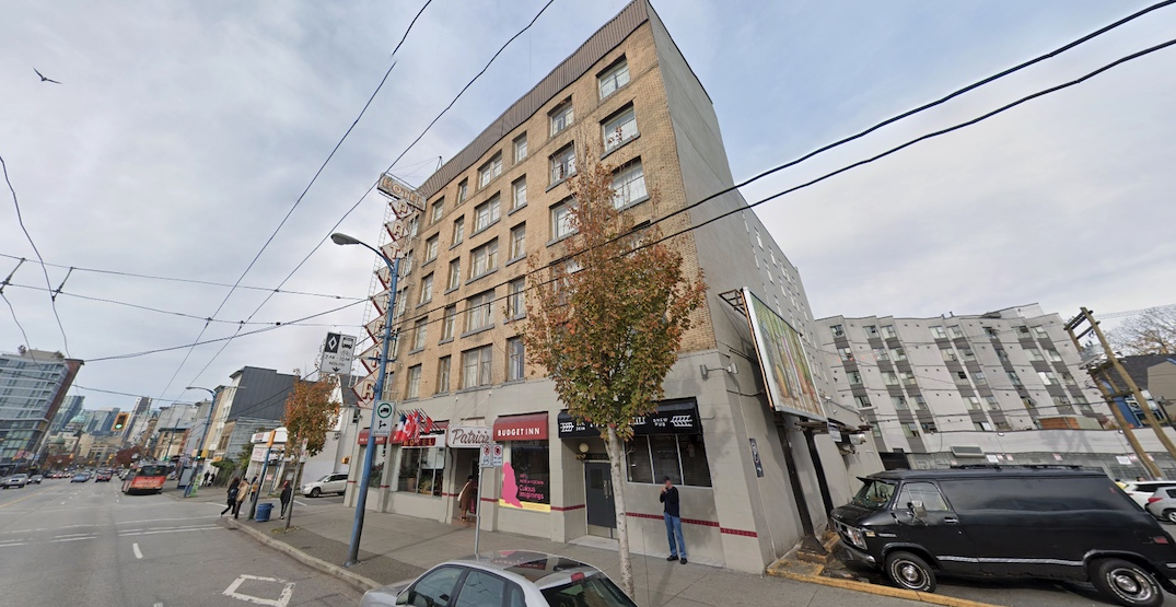 Patricia Hotel amongst $76 million in new acquisitions for homeless housing
