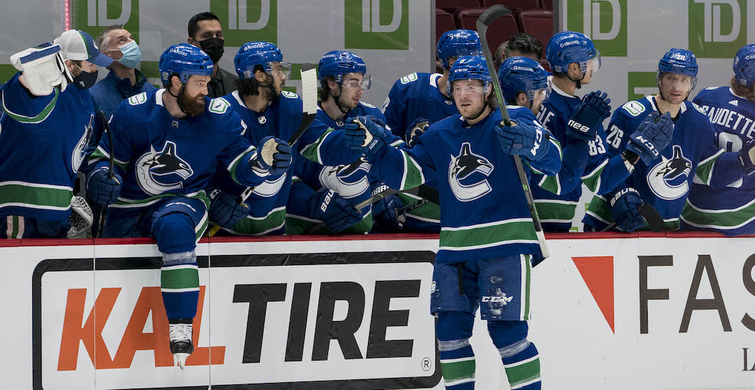 Six more Canucks players test positive for COVID-19: report