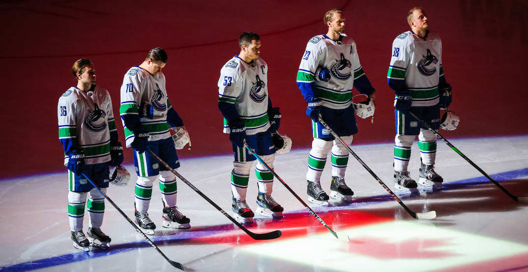 Snapshots: COVID variant affecting Canucks is a warning to young people