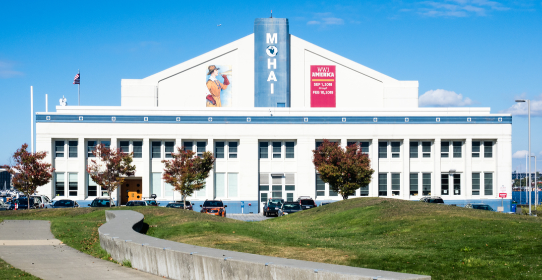 Seattle's iconic Museum of History and Industry has reopened to the public