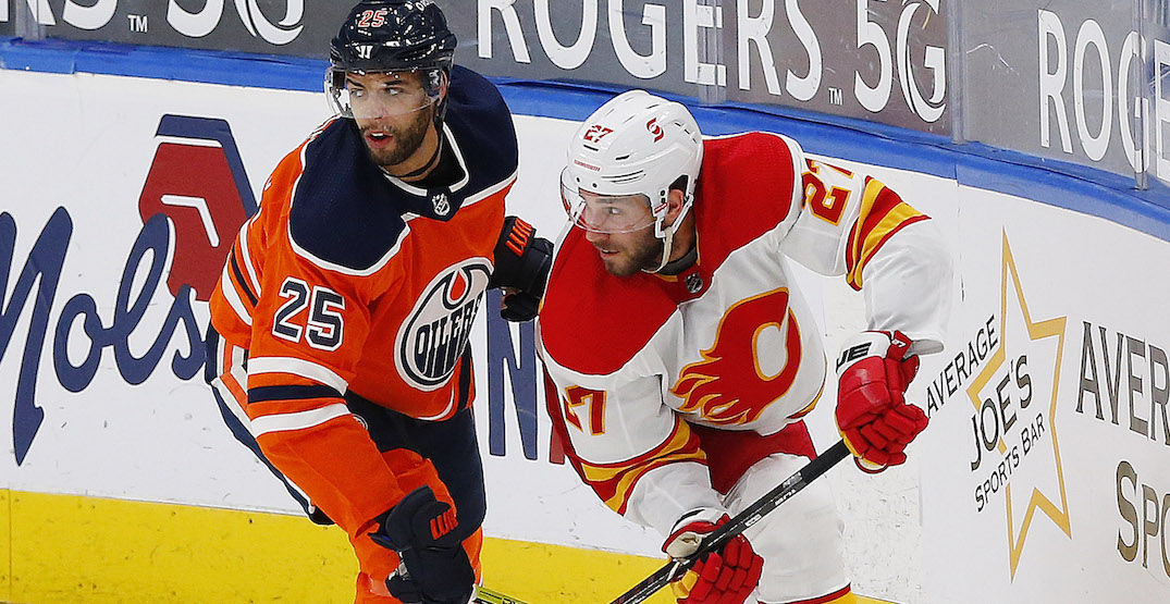 NHL reschedules two games involving the Flames, Oilers, and Senators