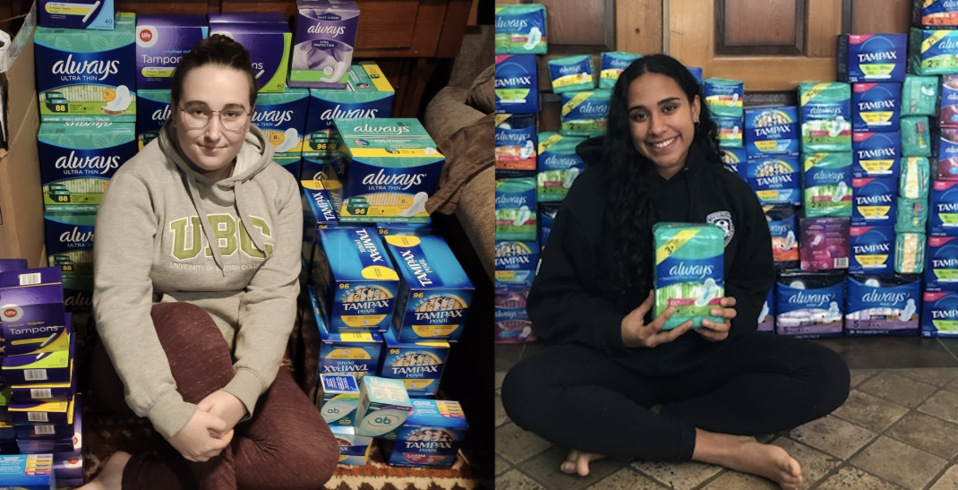 BC initiative provides affordable menstrual products in rural communities
