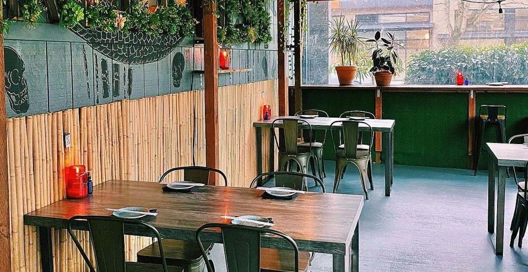 21 of our favorite Seattle restaurants with heated and tented patios