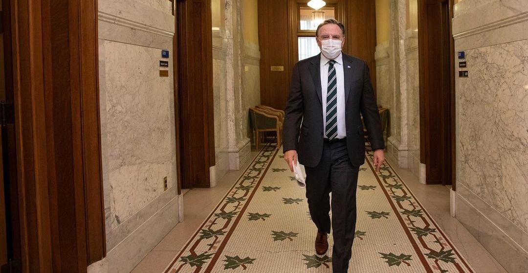 François Legault to make COVID-19 announcement as case count rises