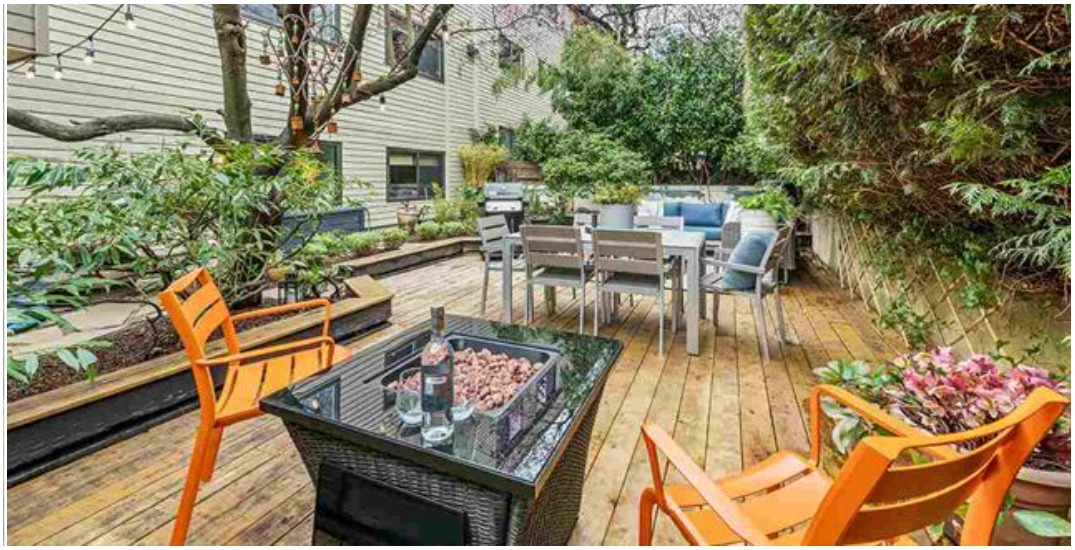 Ground-floor 1970s Kitsilano condo sells for 35% over asking price