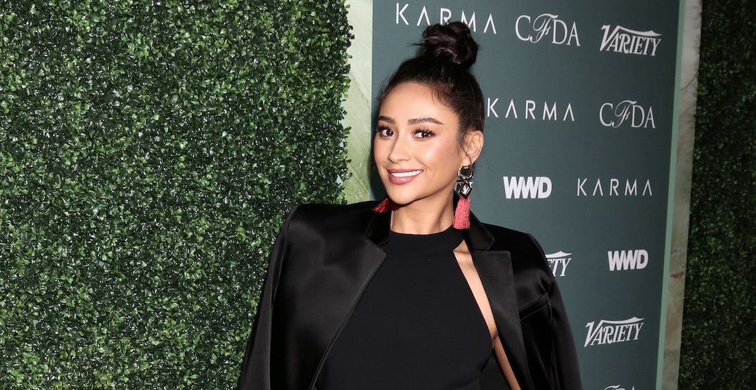 Shay Mitchell gives Vancouver sweet spot a major shoutout