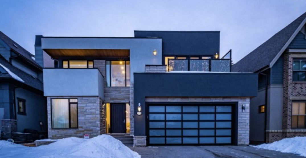 A look inside: $2.3M modern Britannia home with city views (PHOTOS)