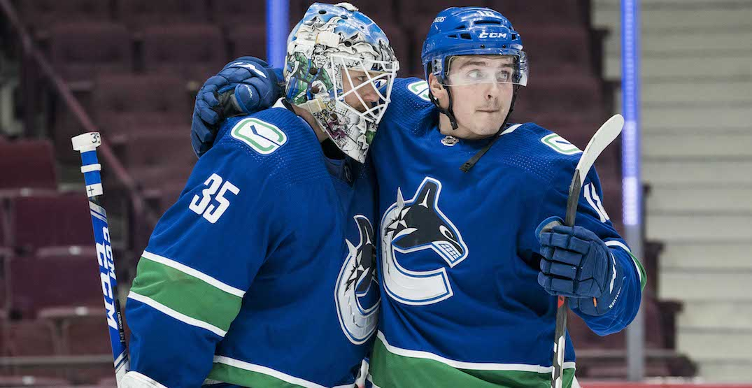 Jake Virtanen becomes 18th Canucks player identified on NHL COVID list
