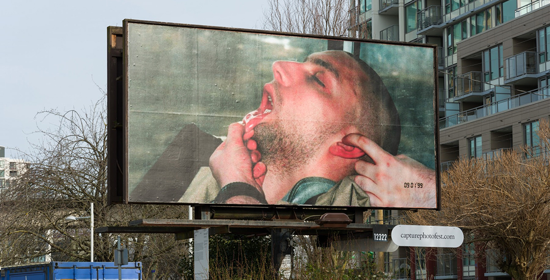 Capture Photography Festival billboards covered up after intense public complaints